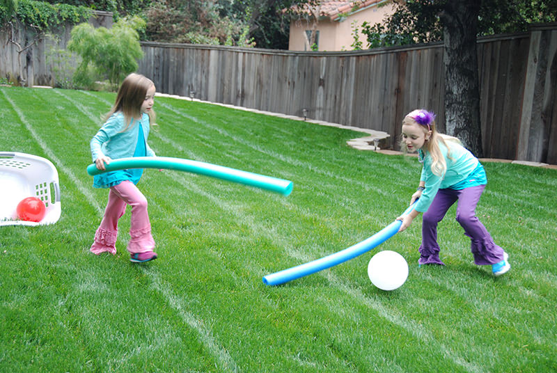 Outside Games: On Their Benefits to Children