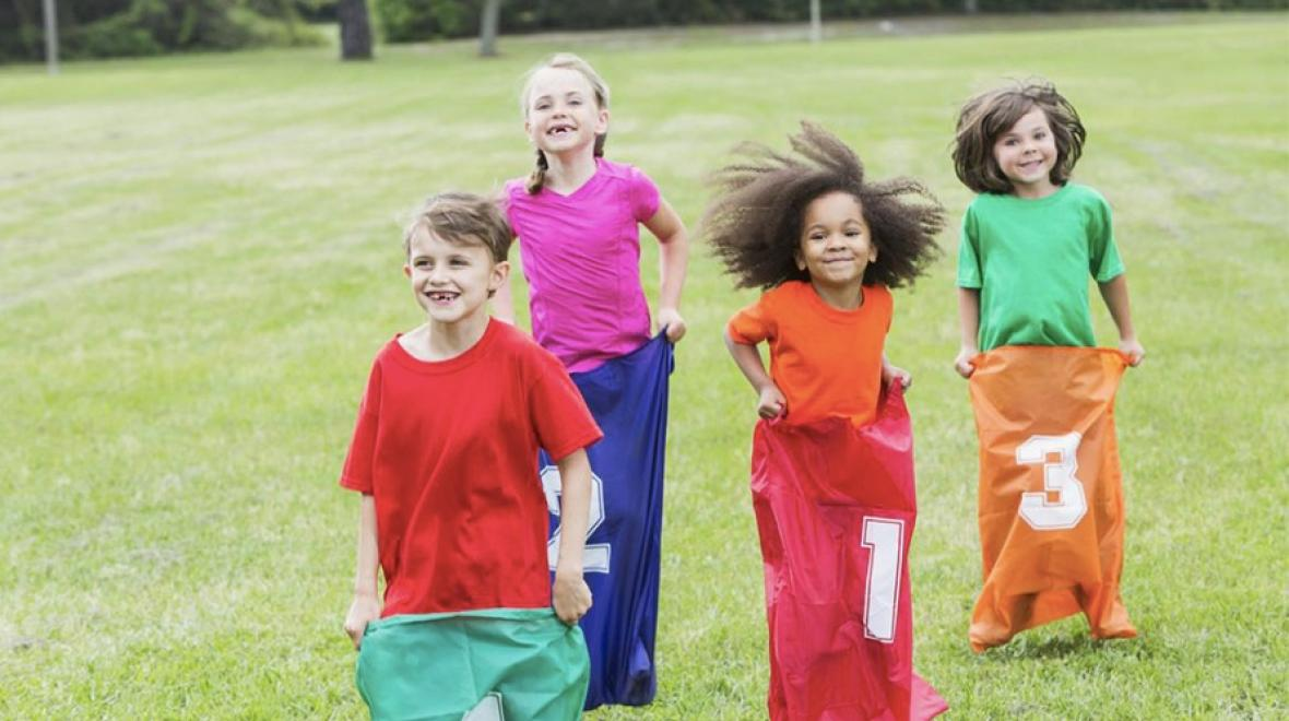 Which Outdoor Games for Kids Are Best?