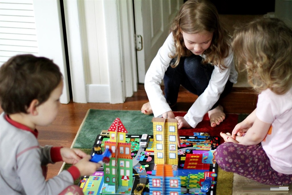 3D Puzzles for Mental and Physical Fitness